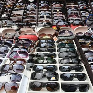 gafas falsas