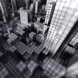 gray-3d-city