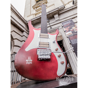 hardrock guitarra