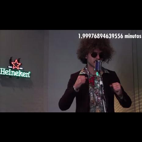 Gran éxito de Tweet Cover Fest, el primer festival de Tweets cantados de Heineken