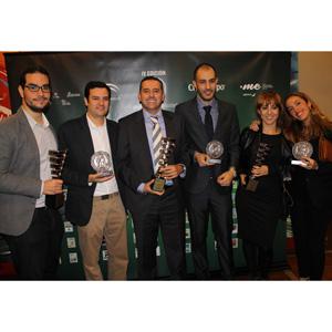 Gastropass gana 3 premios en los IMCC European Awards 2014