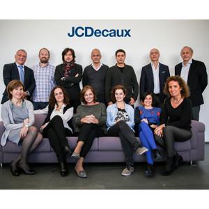 El jurado decide los ganadores de la XII Edición de los premios JCDecaux de Creatividad en Exterior