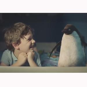 John Lewis vuelve a enternecer con su nueva campaña de Navidad protagonizada por un adorable pingüino