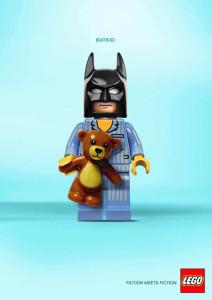 Spiderman, Homer Simpson o Batman como nunca los había visto gracias a Lego