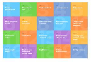 20 consejos para lograr el éxito en una campaña de email marketing