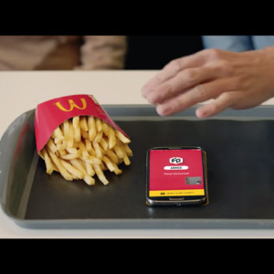 Fry Defender, la aplicación que le alerta cuando alguien le quiere robar una patata frita en McDonald's
