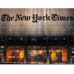 Sheldon Adelson reta a Haim Saban a comprar 'The New York Times'