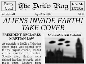 De cómo la prensa creyó que la Tierra era cuadrada – David Jiménez