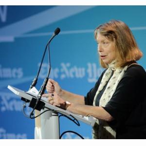 Así será el nuevo medio de la ex directora del New York Times, Jill Abramson