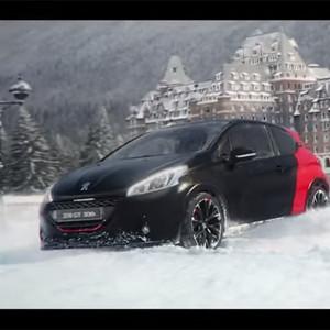 Peugeot estrena campaña del 208 GTi 30th homenajeando su leyenda
