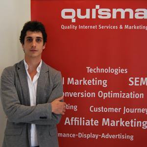 Marco Sapiña, nuevo account manager de Quisma España