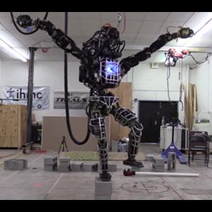 El robot de Google que imitaba a Karate Kid