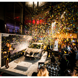 Seat Ibiza celebra su 30 cumpleaños a lo grande