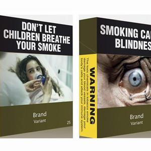 El empaquetado genérico del tabaco podría llegar a la UE