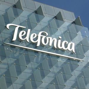 Telefónica gana un 13% menos en el tercer trimestre del año