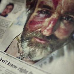 The Times compra una pausa publicitaria a Channel 4 para mostrar un vídeo sobre el secuestro de dos periodistas