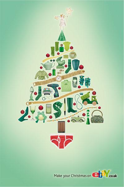 Resultado de imagen de anuncio arbol de navidad