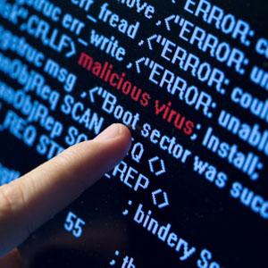 malicious-virus-warning