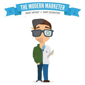 modern marketer marketing moderno marketero