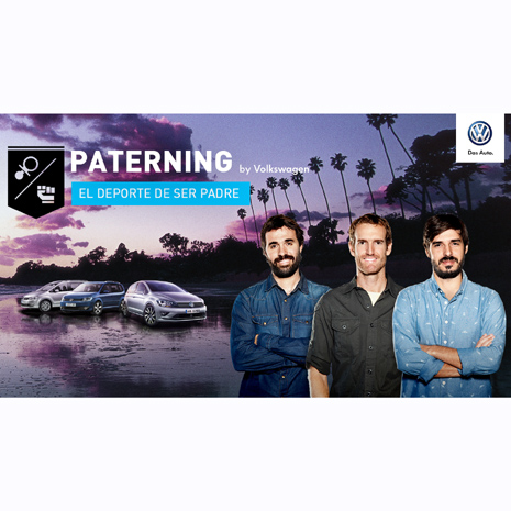 Volkswagen presenta el Paterning, el deporte de ser padre
