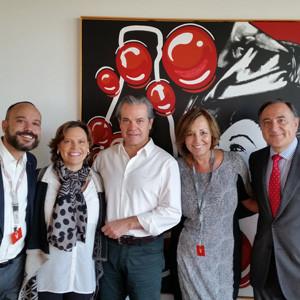 Patricia Abril releva a Marcos de Quinto como presidenta del Club de Jurados de los Premios a la Eficacia