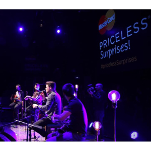 MasterCard crea una experiencia #PricelessSurprises de la mano de Dani Martín
