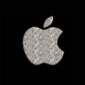 Apple diamond diamante luxury lujo