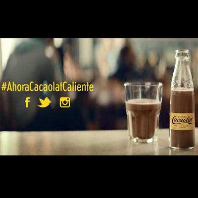 Cacaolat estrena nueva campaña