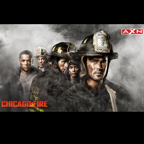Bungalow25 Circus crea la campaña de lanzamiento de Chicago Fire del Canal AXN