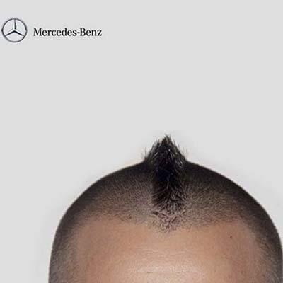Nueva campaña de Contrapunto BBDO para Mercedes Benz protagonizada por David Muñoz