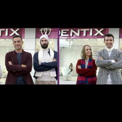 Sra. Rushmore crea una nueva campaña para Dentix