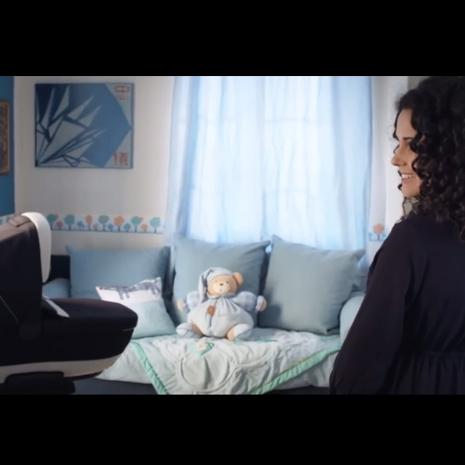 """""""Expecting a baby"""", la nueva campaña de Inglesina"""