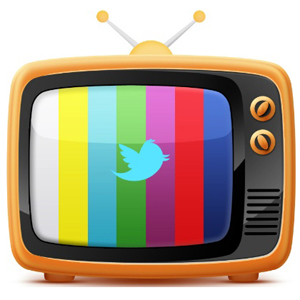 Television y Twitter