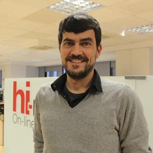 Vicente Sendra, nuevo director de producto de HiMedia
