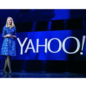 Yahoo! Marissa Mayer