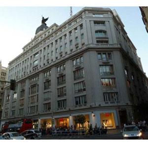 Amancio Ortega adquiere la antigua sede del Grupo Prisa ubicada en la Gran Vía madrileña