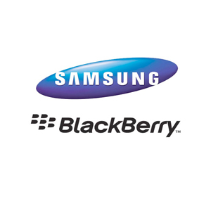 blackberry samsung