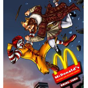 Burger King dedica un sarcástico tuit a la destitución del CEO de McDonald's
