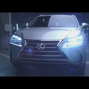 Lexus protagoniza el primer anuncio de la Super Bowl