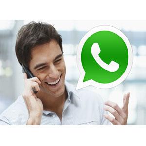 Las llamadas de WhatsApp podrían estar cada vez más cerca