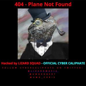 Los hackers hacen de las suyas en la web de la aerolínea Malaysia Airlines