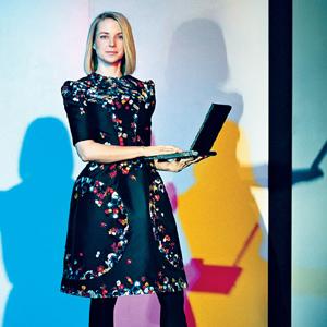 Las 3 reglas de oro para diseñar aplicaciones de Marissa Mayer, CEO de Yahoo