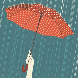 Una lluvia de