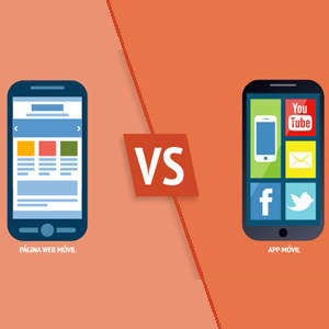 pagina web movil vs app movil 2