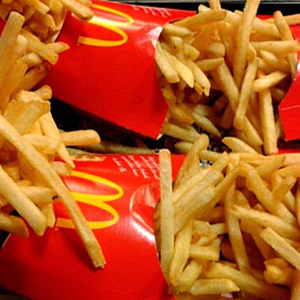 patatas fritas mcdonalds