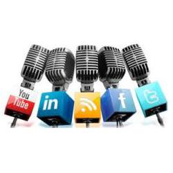 redes sociales medios