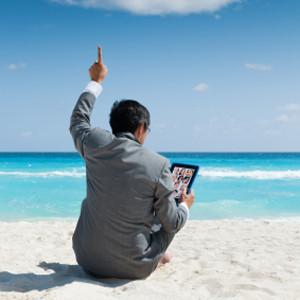 Casi la mitad de los profesionales del marketing no disfruta todos sus días de vacaciones