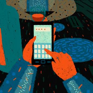 uso smartphone