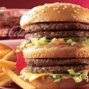 McDonald's se publicita en los Oscars como si su BigMac fuese uno más de los grandes