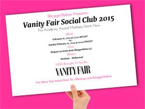 Ni las marcas ni los blogueros se quieren perder las fiestas de antesala de los Oscars organizadas por Vanity Fair